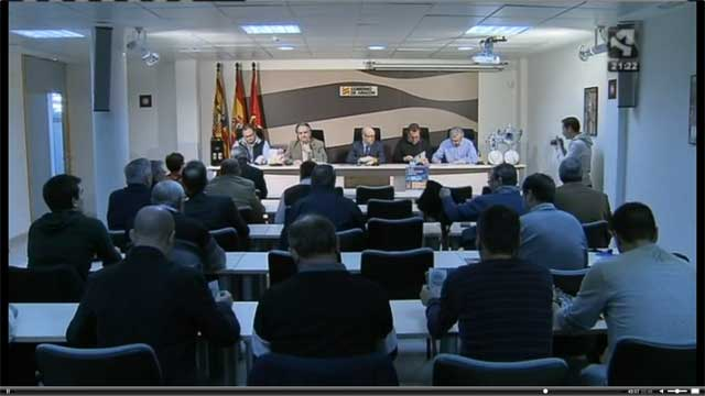 La Ruta del Vino del Campo de Cariñena presente en la VII Copa Gobierno de Aragón de Fútbol-Sala