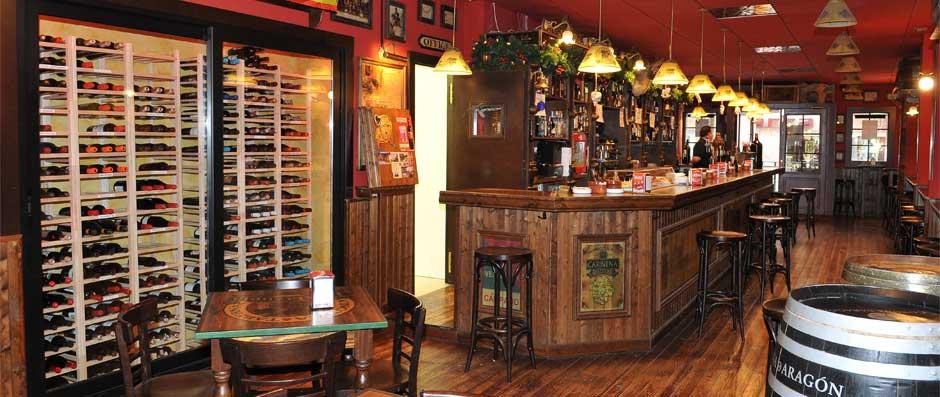 Vinoteca – Taberna La Mazuela