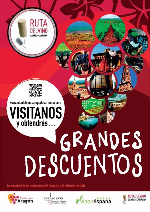Si participas en la II Carrera Popular de los Bomberos de Zaragoza, en la inauguración del Área de Autocaravanas de Cariñena, mira qué ofertas te tienen preparadas algunas de las empresas participantes: