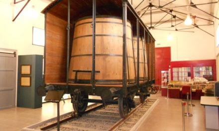 Centro de Interpretación del Ferrocarril Comarca Campo de Cariñena