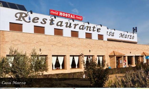 Hostal Restaurante Casa Marzo